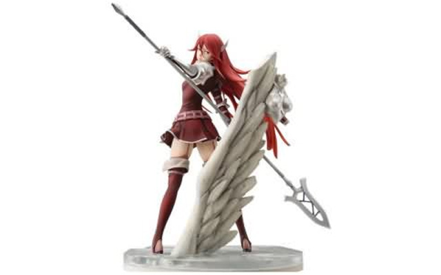 Anime resin arts collectable