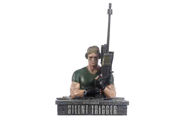 movie action figure statues
