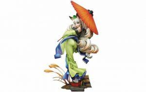 animation figure statue