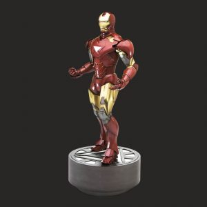 Custom movie character iron man statue